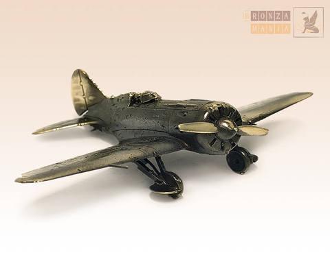 фигурка Самолет истребитель И-16 (1:144)