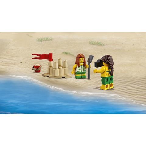 LEGO City: Отдых на пляже — жители LEGO City 60153 — People Pack — Fun at the Beach — Лего Сити Город
