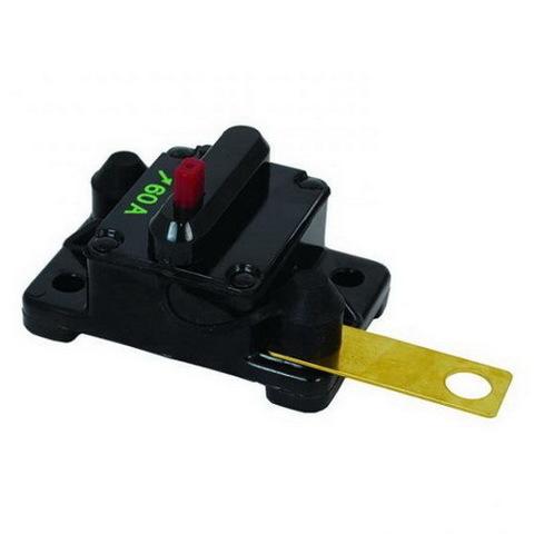 Предохранитель-размыкатель MG-60AMP-FUSE manual reset braker 60amp