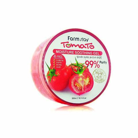 Многофункциональный гель с экстрактом томата FarmStay Tomato Moisture Soothing Gel 300 мл