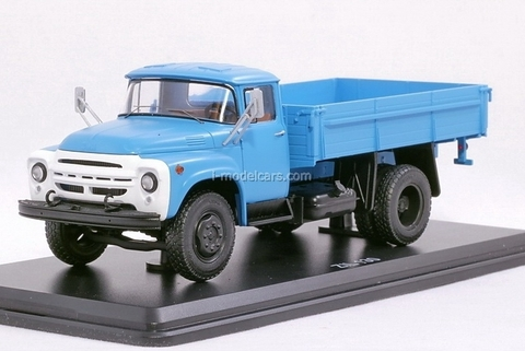 ZIL-130 early blue 1:43 Start Scale Models (SSM)