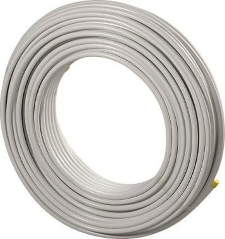 Труба Uponor UNI PIPE PLUS белая 16X2,0 бухта 200M, 1084909
