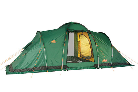 Кемпинговая палатка Alexika Maxima 6 Luxe (6 местная)
