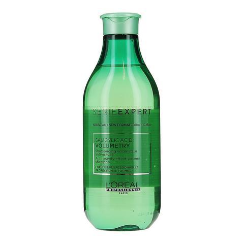 Шампунь для придания объема тонким волосам, L'Оreal Serie Expert Volumetry Shampooing, 300 мл.