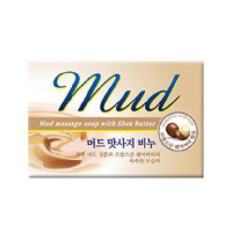MUKUNGHWA Soap Мыло с эффектом массажа, 100 гр Mud Massage Soap 100g