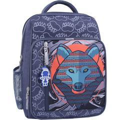 Рюкзак школьный Bagland Школьник 8 л. 321 серый 509 (00112702)