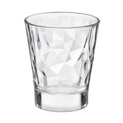 Набор стаканчиков для крепких напитков 3шт 80мл Bormioli Rocco Diamond