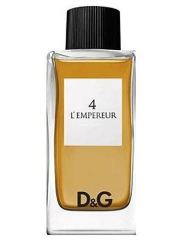 Dolce and Gabbana 4 L'Empereur
