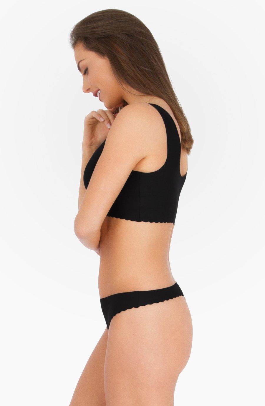 Стринги для беременных впитывающие Anti Panty BELLY BANDIT