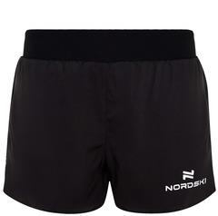 Элитные беговые шорты Nordski Run Black 2020 женские