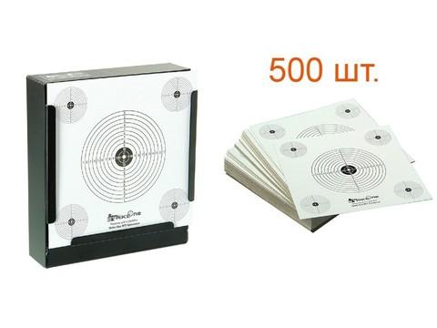 Пулеулавливатель для пневматики + мишени 500 шт.
