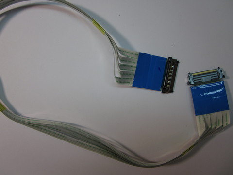 Шлейф от T-CON 32/37/42/47/55 FHD TM120 Ver.0.3 P/N:6870C-040I
