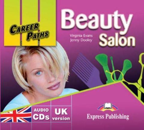 Beauty Salon. Class Audio CDs (set of 2). Аудио CD (2 шт.)