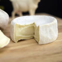 Козий сыр мягкий «Камамбер» / 100 гр / РАСПРОДАЖА