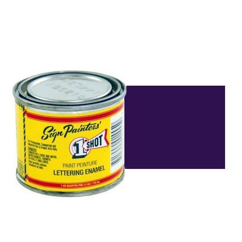 Пинстрайпинг (pinstriping) 161-L Эмаль для пинстрайпинга 1 Shot Пурпурно-фиолетовый (Proper Purple), 118 мл ProperPurple.jpg