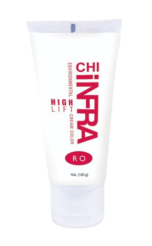 Крем-краска CHI Инфра (осветляющая) RO (Красно-оранжевая) 120 гр