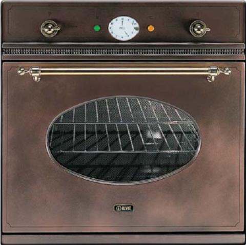 Духовой шкаф ILVE 600NVG/RM