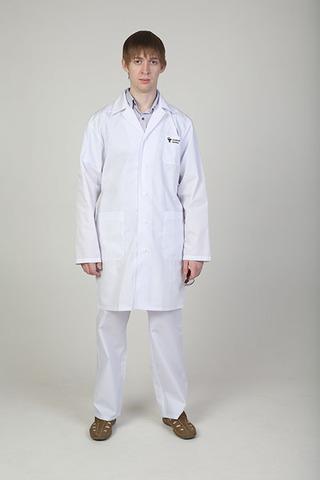 Выкройка медицинского халата
