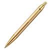 Parker IM - Brushed Metal Gold GT, шариковая ручка, M