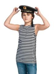 Купить майку-тельняшку пирата - Магазин