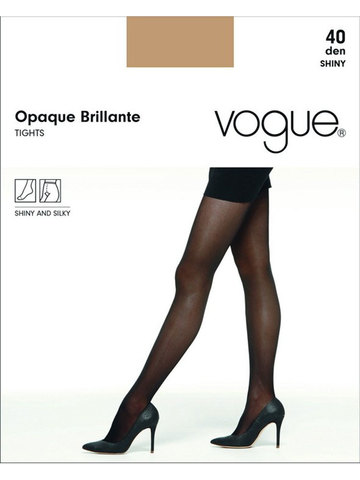 Колготки Opaque Brilliante 40 Vogue