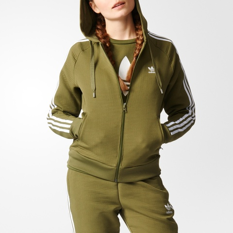 Джемпер женский adidas ORIGINALS Girly Zip Hoodie