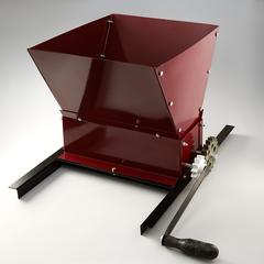 Дробилка механическая для винограда ДВ-4