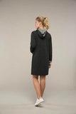 Платье для беременных 09000 чёрный