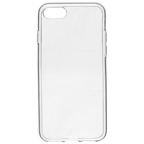 Чехол для iPhone 7 / 8 - Силиконовый Прозрачный