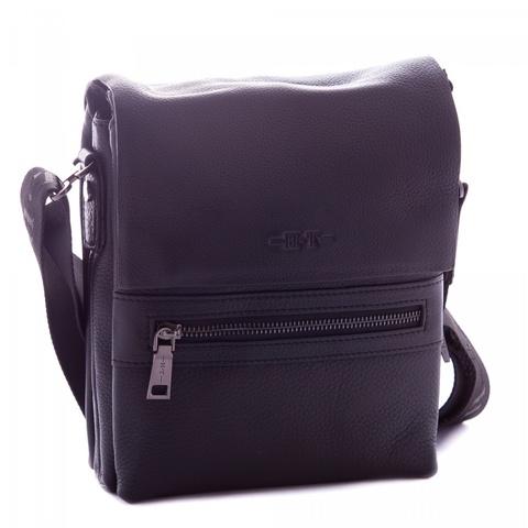 Мужская сумка из кожи через плечо HT 03628