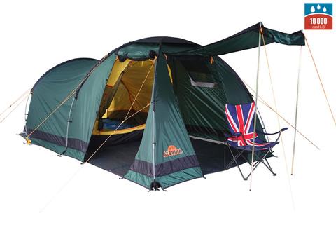 Кемпинговая палатка Alexika Nevada 4 (4 местная)