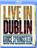Bruce Springsteen With The Sessions Band / Live In Dublin (Blu-ray)