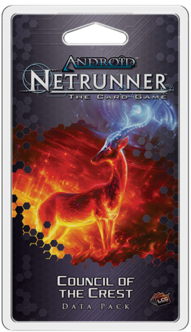 ANR LCG: Council of the Crest Data Pack