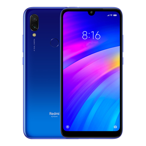 Смартфон Xiaomi Redmi 7 2/16Gb Blue EU (Global Version)