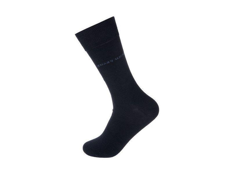 Носки мужские синие JOHN FRANK - комплект из 3 пар