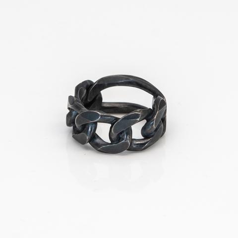 Кольцо CHAIN BLACK