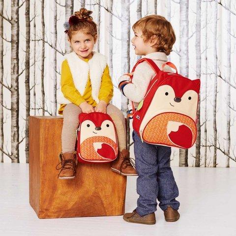 Рюкзак детский Skip Hop Zoo Лисичка