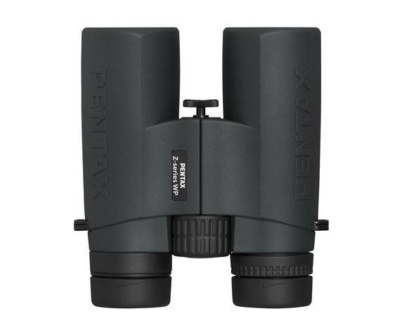 Общий вид водонепроницаемого бинокля Pentax ZD 8x43