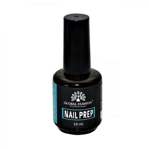 Дегидратор для ногтей Nail Prep 15 мл Global Fashion