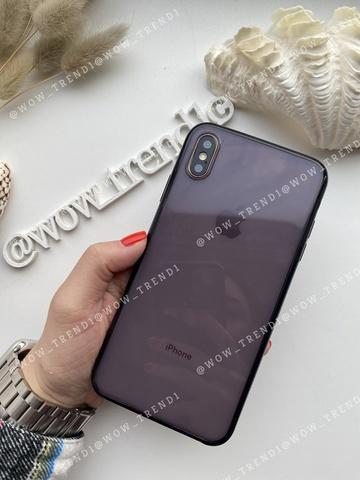 Чехол iPhone 11 Pro Max Clear Case /black/