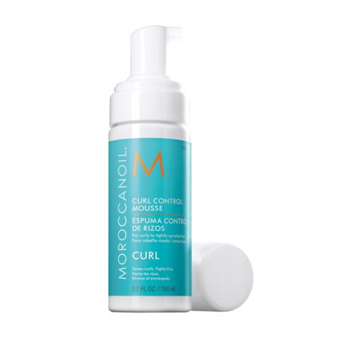 Moroccanoil Curl Control Mousse - Мусс-контроль для вьющихся волос