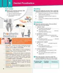 Dental hygienist (esp). Students Book with cross-platform application. Учебник