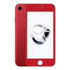 Защитное 3D-стекло для iPhone 7/8 Red - Красное