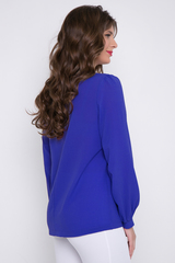 <p><span>Утонченная, очаровательная блузка свободного кроя. (Длины: 44-69см; 46-70см; 48-71см; 50-72см; 52-73см)</span></p>
