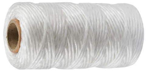 Шпагат ЗУБР многоцелевой полипропиленовый, белый, d=1,8 мм, 60 м, 50 кгс, 1,2 ктекс