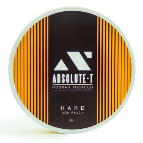 Табак Absolute-T Hard 20гр Don Peach