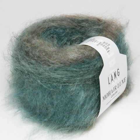 Пряжа MOHAIR LUXE COLOR Lang Yarns
