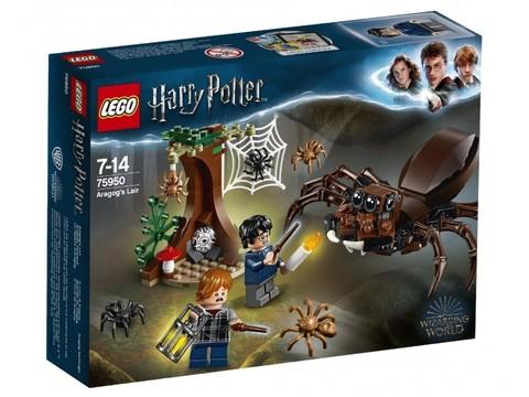 LEGO Harry Potter: Логово Арагога 75950 — Aragog's Lair — Лего Гарри Поттер