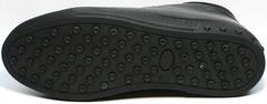 Мужские зимние ботинки на толстой подошве Ridge 6051 X-16Black