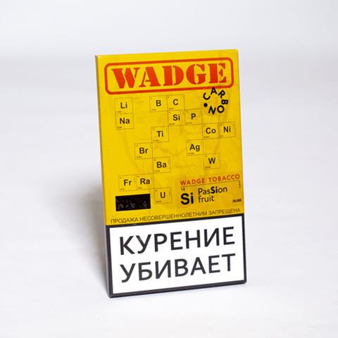 Табак WADGE CARBON 100gr PASSION FRUIT